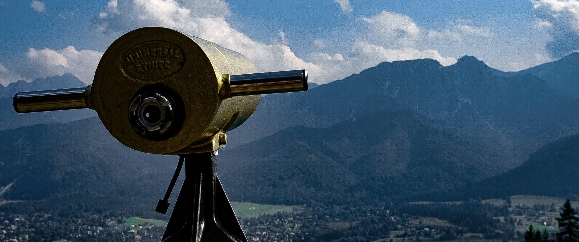 Zakopane tour - gubalowka view