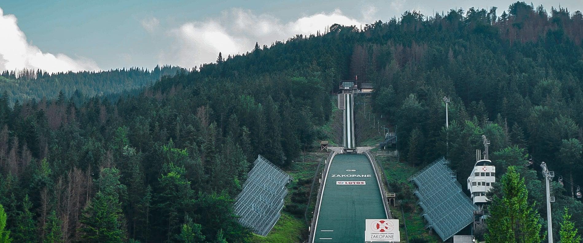 Zakopane tour - ski jump